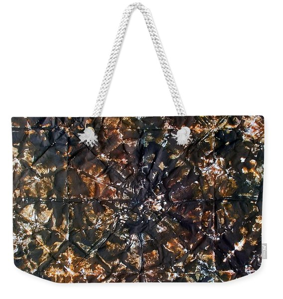 61-offspring While I Was On The Path To Perfection 61 Weekender Tote Bag