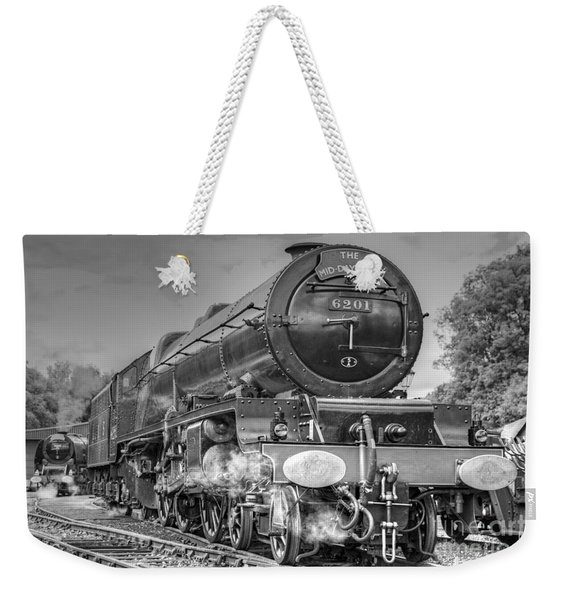 6201 Princess Elizabeth At Swanwick Weekender Tote Bag