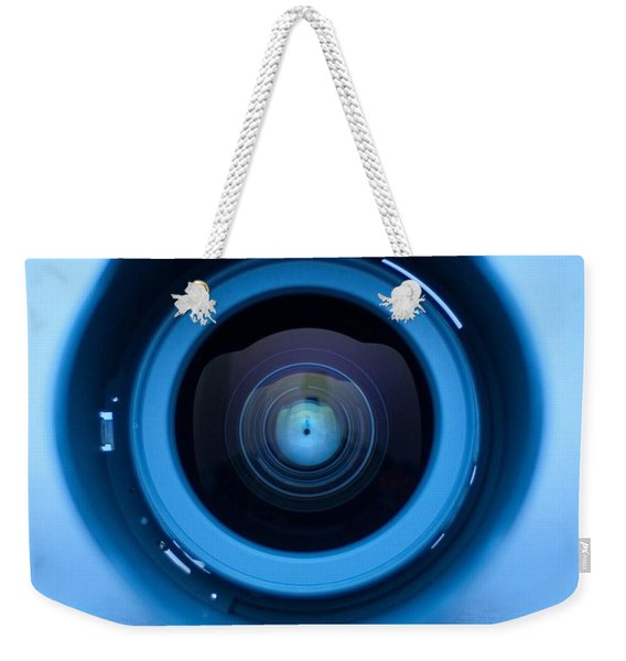 6214 1 Other S Hd S Blue Weekender Tote Bag