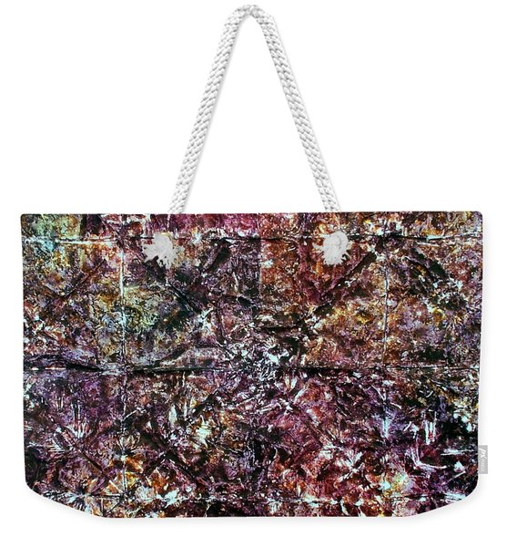 64-offspring While I Was On The Path To Perfection 64 Weekender Tote Bag