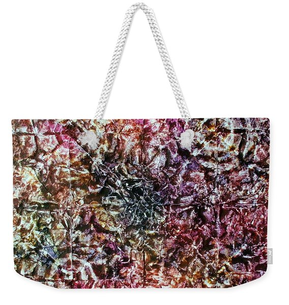65-offspring While I Was On The Path To Perfection 65 Weekender Tote Bag