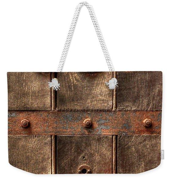 66... Weekender Tote Bag