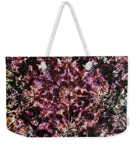 66-offspring While I Was On The Path To Perfection 66 Weekender Tote Bag