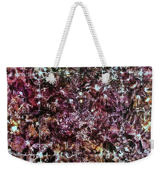 67-offspring While I Was On The Path To Perfection 67 Weekender Tote Bag