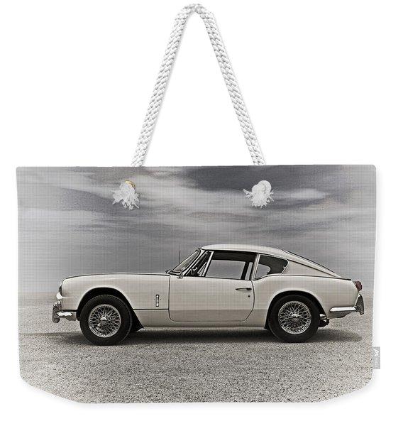 '67 Triumph Gt6 Weekender Tote Bag