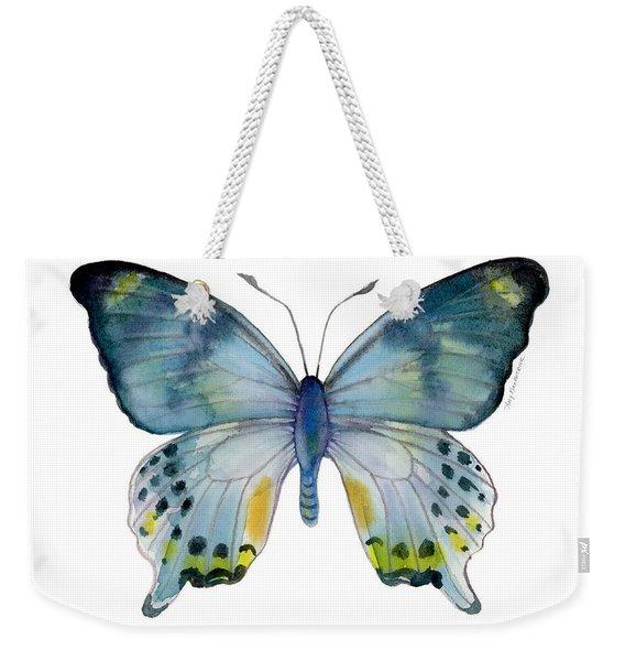 68 Laglaizei Butterfly Weekender Tote Bag