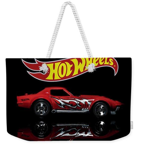 '69 Chevy Corvette Weekender Tote Bag