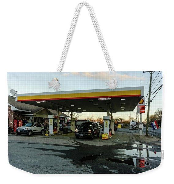 6a Station. Weekender Tote Bag