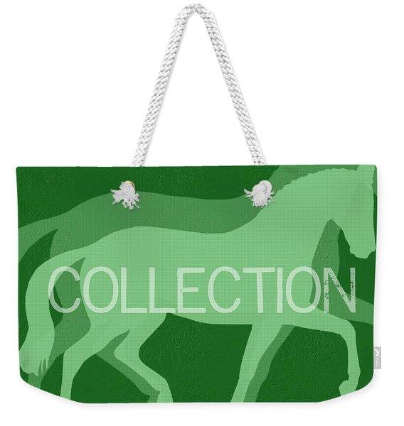 Collection Negative Weekender Tote Bag
