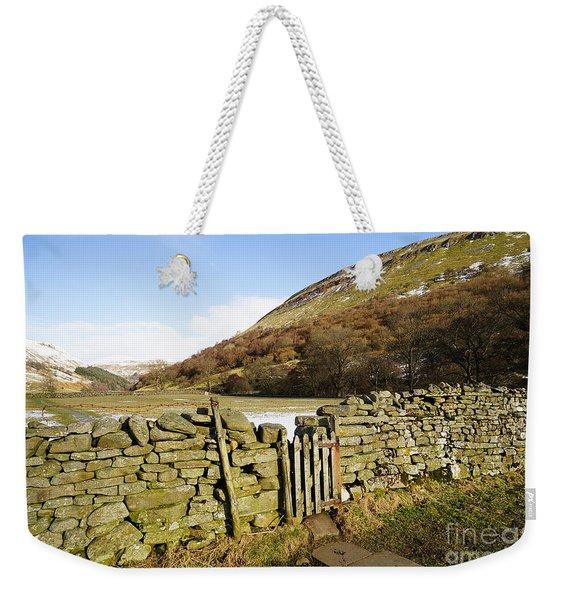 Swaledale Weekender Tote Bag