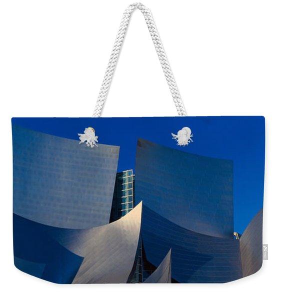 Walt Disney Concert Hall, Los Angeles Weekender Tote Bag