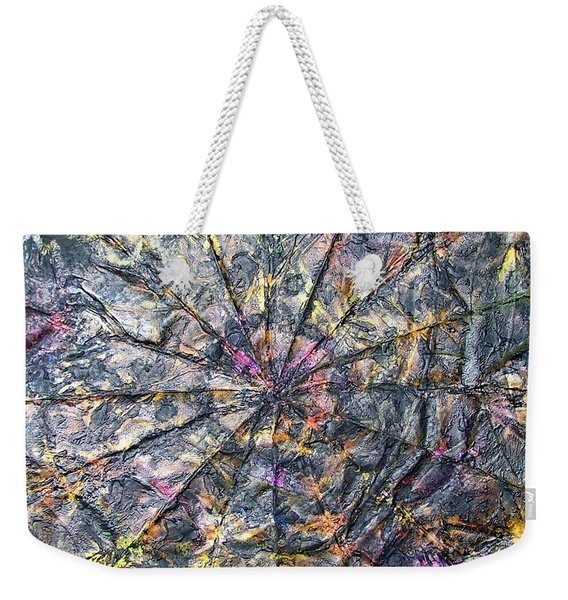 70-offspring While I Was On The Path To Perfection 70 Weekender Tote Bag