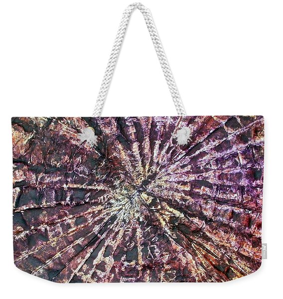 72-offspring While I Was On The Path To Perfection 72 Weekender Tote Bag