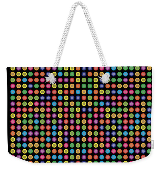 768 Digits Of Pi Up To Feynman Point Weekender Tote Bag