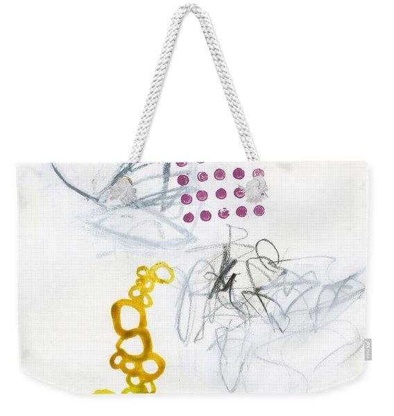 77/100 Weekender Tote Bag
