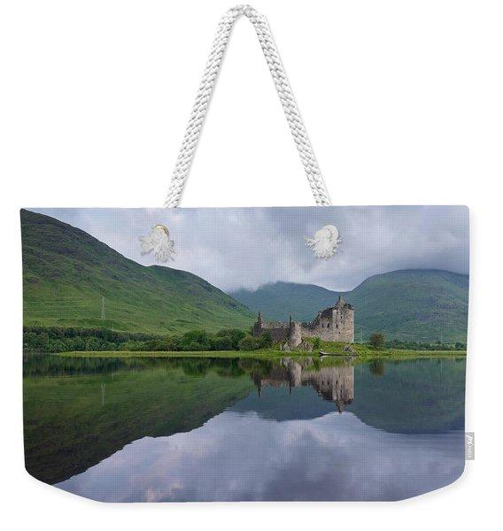 Kilchurn Castle Weekender Tote Bag