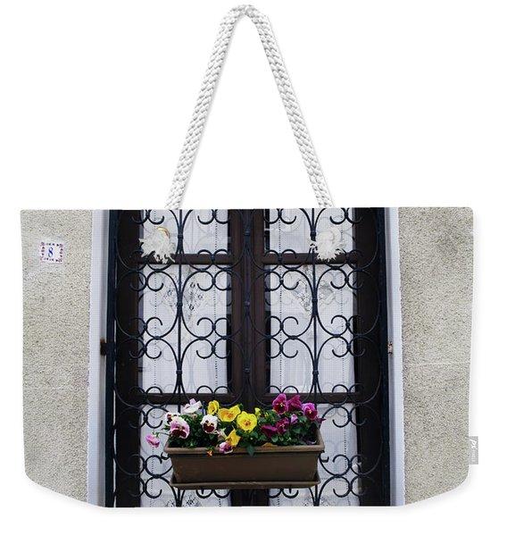 8 Rue Amboise Weekender Tote Bag