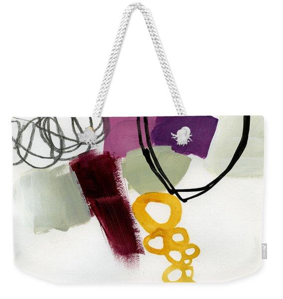 81/100 Weekender Tote Bag