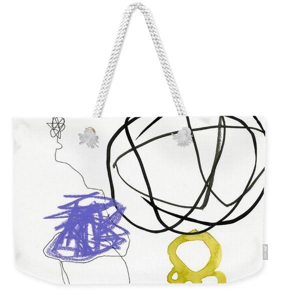 84/100 Weekender Tote Bag