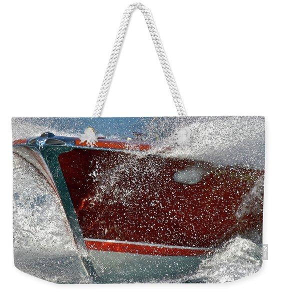 Classic Riva Weekender Tote Bag