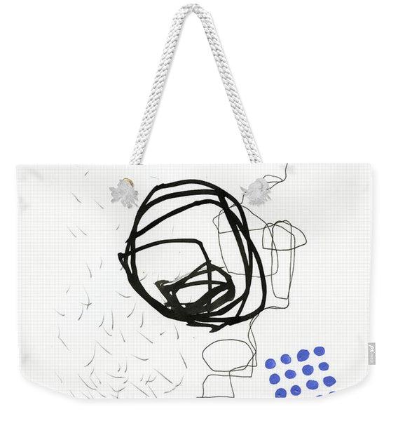 86/100 Weekender Tote Bag