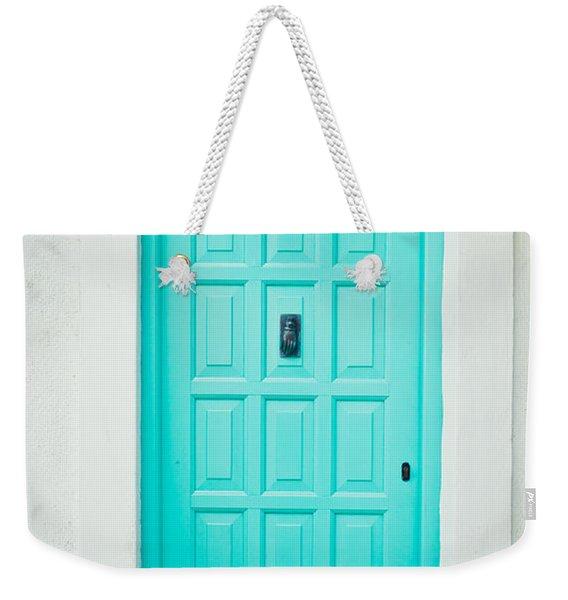Front Door Weekender Tote Bag