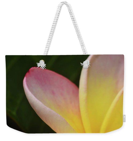 Plumaria Weekender Tote Bag