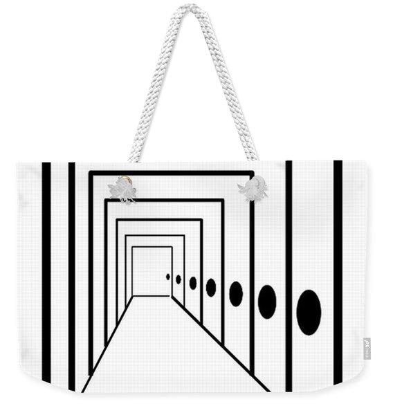 Instagram Photo Weekender Tote Bag
