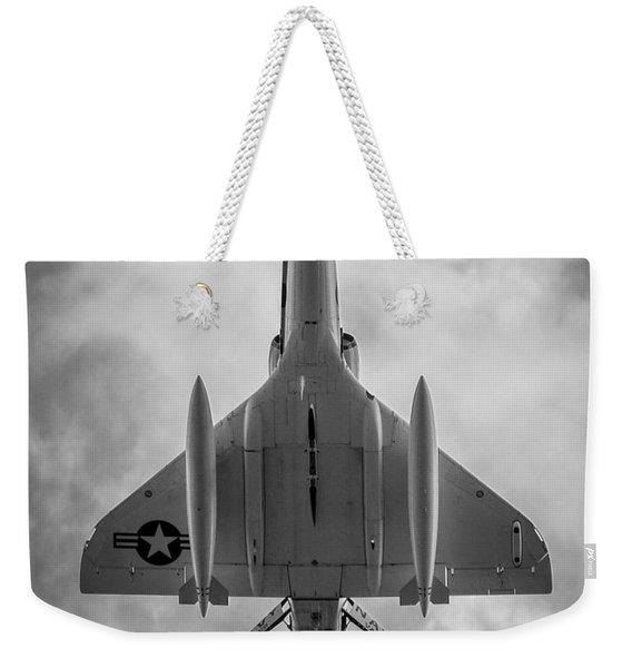 A-4 Skyhawk Weekender Tote Bag
