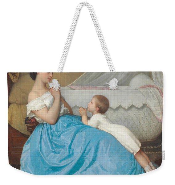 A Bedtime Prayer Weekender Tote Bag