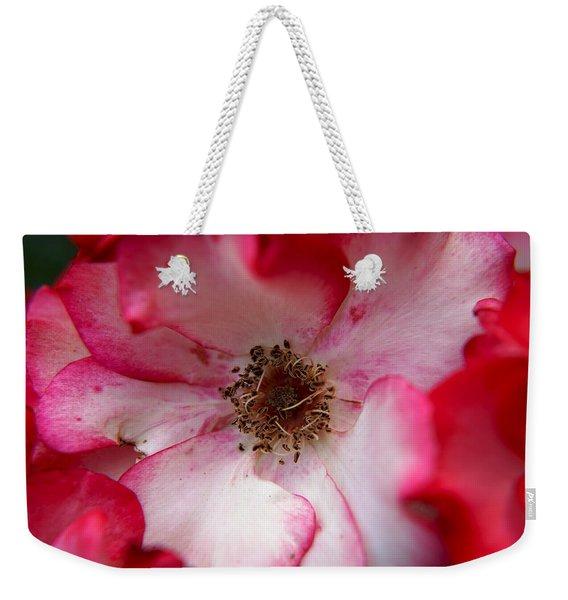 A Bee's Heaven Weekender Tote Bag