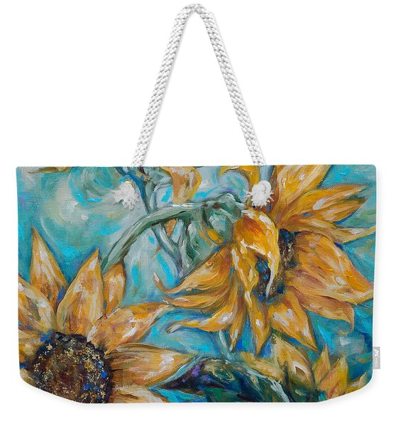 A Bit Of Sunshine Weekender Tote Bag