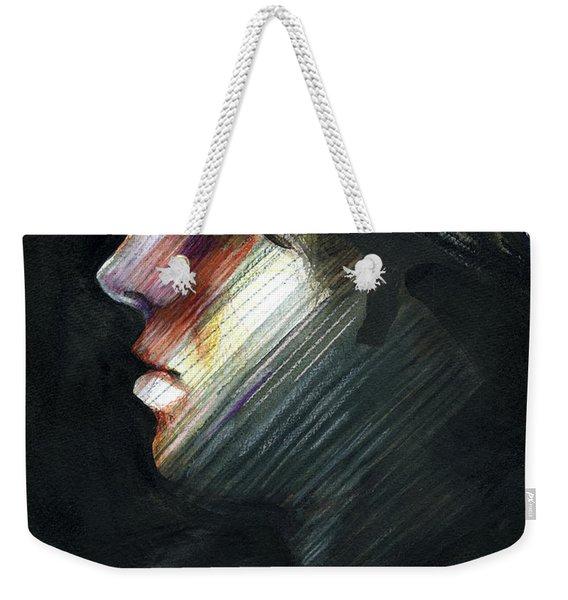 A Boy Named Rainbow Weekender Tote Bag