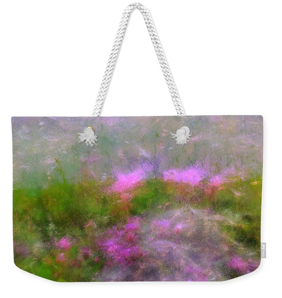 A Breeze In Monet's Garden Weekender Tote Bag
