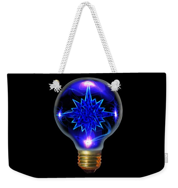 A Bright Idea Weekender Tote Bag