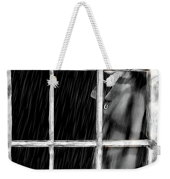 A Broken Heart Weekender Tote Bag