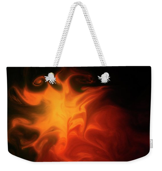 A Burning Passion Weekender Tote Bag