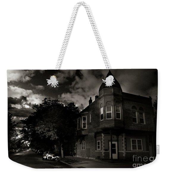 A Castle In The Hood Weekender Tote Bag