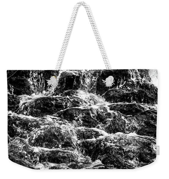 A Chaotic Passage Weekender Tote Bag