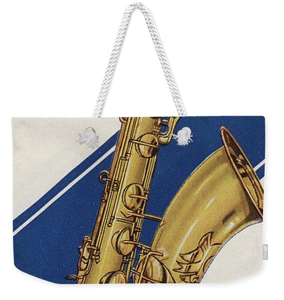 A Charles Gerard Conn Eb Baritone  Weekender Tote Bag