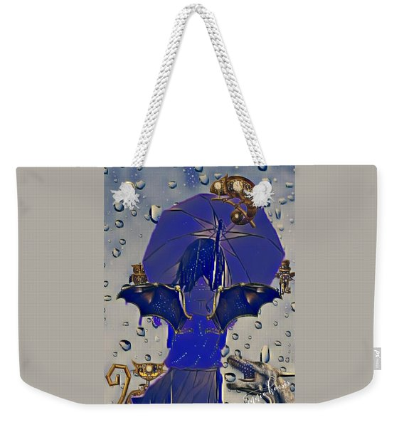 A Child's Invisibles Weekender Tote Bag