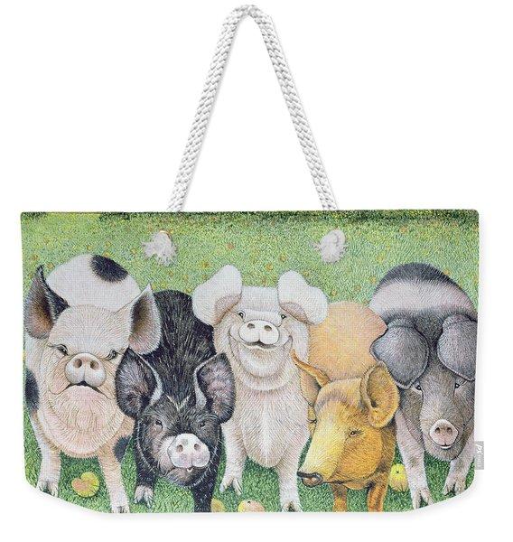 A Chorus Line Weekender Tote Bag
