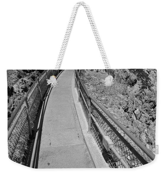 A Comfy Way Up Weekender Tote Bag