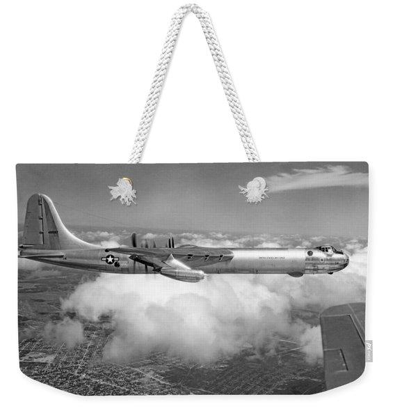 A Convair B-36f Peacemaker Weekender Tote Bag