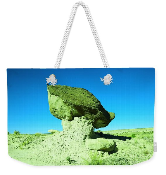 A Crooked Toad Stool New Mexico Weekender Tote Bag