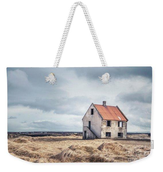 A Crumpled Story Weekender Tote Bag