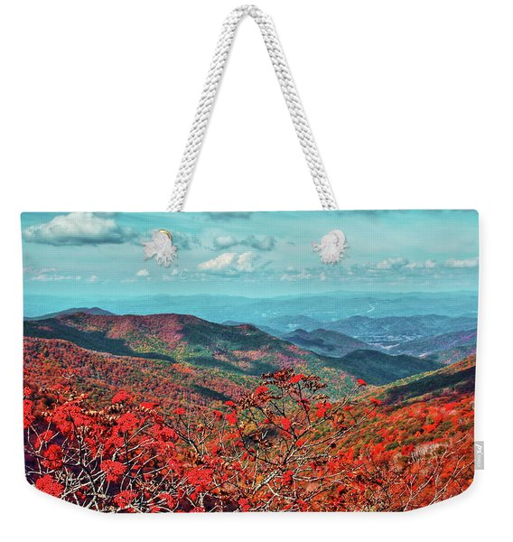 A Day Forever Weekender Tote Bag