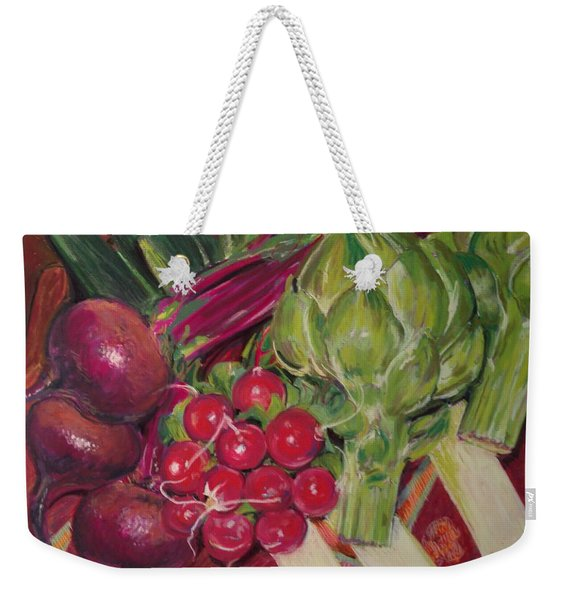 A Day In My Kitchen Weekender Tote Bag