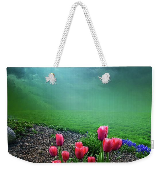 A Dream For You Weekender Tote Bag