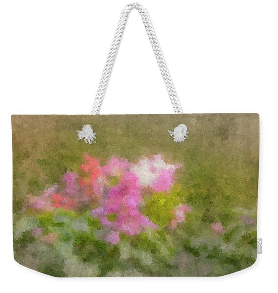 A Dream Of Summer Weekender Tote Bag